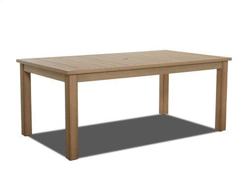 """Delray DINING ROOM TABLE 73"""""""