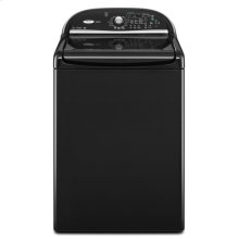 Black Whirlpool® ENERGY STAR® Qualified 4.0 cu. ft. High- Efficiency Top Load Washer