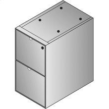 Kenwood File/file Desk Pedestal