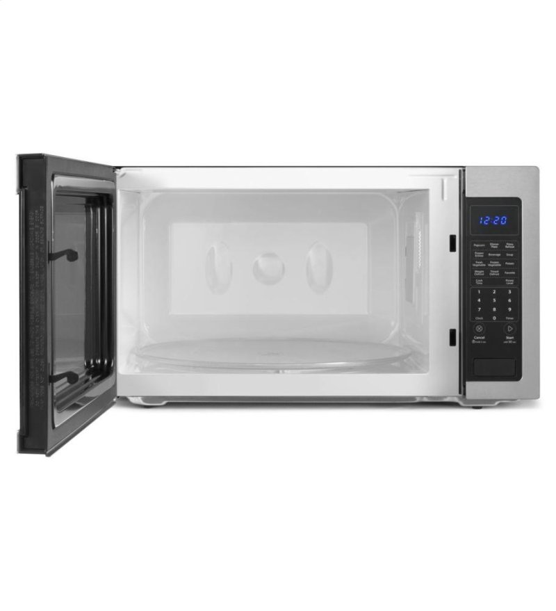 Countertop Microwave With Vent : ... in Allen, TX - 2.2 Cu. Ft. Countertop Microwave With Greater Capacity