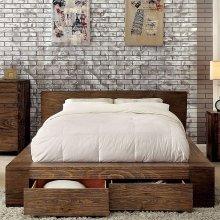Queen-Size Janeiro Bed