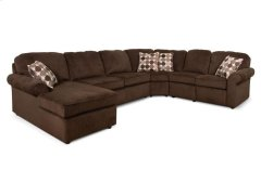 Malibu-Sect England Living Room Sectional 2400-Sect