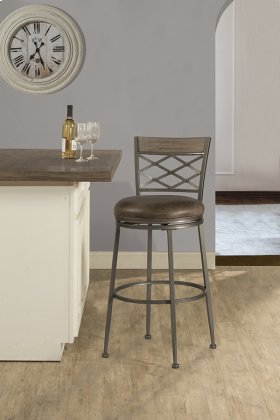 Hutchinson Swivel Bar Stool
