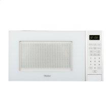 Haier 0.9-Cu.-Ft. 900-Watt Microwave - white