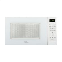 Haier 0.9-Cu.-Ft. 900-Watt Microwave - white