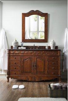 "Saint James Classico 60"" Single Bathroom Vanity"