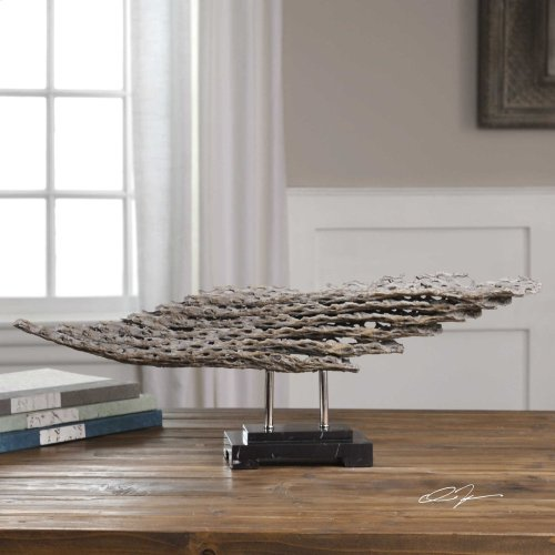 Cholla Wood, Sculpture