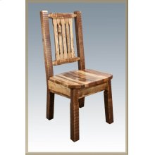 Homestead Dining Side Chair - Stained and Lacquered