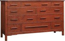 Huntington Triple Dresser