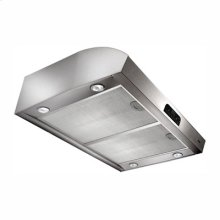 "30"" 630 CFM Stainless Steel Under-Cabinet Range Hood"
