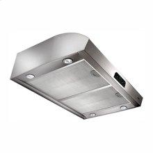 "36"" 630 CFM Stainless Steel Under-Cabinet Range Hood"