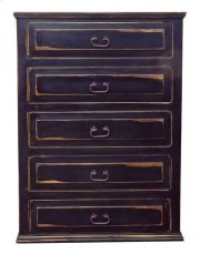 Stone Brown Econo 5 Dwr Chest Product Image
