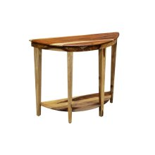 Kalispell Half Round Console Table, PDU-110