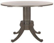 Forest Drop Leaf Dining Table - Grey Wash