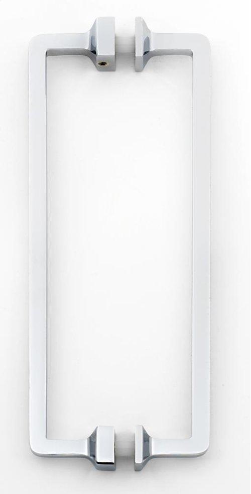 Millennium Back-to-Back Pull G950-8 - Polished Chrome