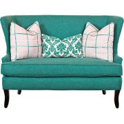 One Cushion Loveseat Product Image