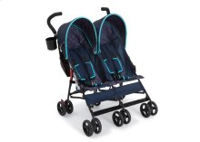 LX Side by Side Stroller - Night Sky (406)