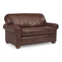 Thornton Leather Twin Sleeper Product Image