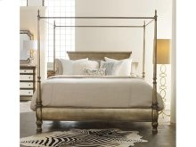 Montage Queen Poster Bed with Canopy-Floor Sample-**DISCONTINUED**