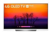 "E8PUA 4K HDR Smart OLED TV w/ AI ThinQ® - 55"" Class (54.6"" Diag) - Display Model"