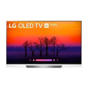 "LG ElectronicsE8PUA 4K HDR Smart OLED TV w/ AI ThinQ® - 55"" Class (54.6"" Diag)"