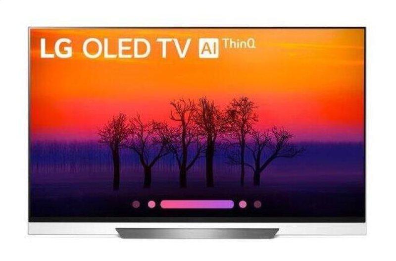 E8PUA 4K HDR Smart OLED TV w/ AI ThinQ® - 55