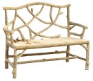 Woodland Bench - 37.5h,Seat 17h x 21d x 49w Product Image
