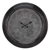 BLACK WITH SILVER / ANTIQUE SILVER 3D FACE AND NUMBERS Product Image