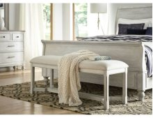 Clayton Upholstered Bench