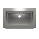 """Classic+ 000100 - farmhouse stainless steel Kitchen sink , 36"""" × 18"""" × 10"""" Product Image"""