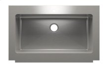 "Classic+ 000100 - farmhouse stainless steel Kitchen sink , 36"" × 18"" × 10"""