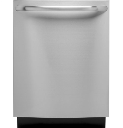 GE® Built-In Dishwasher with Hidden Controls - Closeout Model!