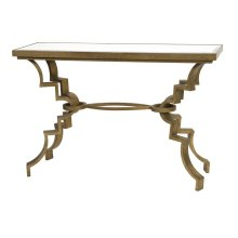 Gaston Mirror Top Console