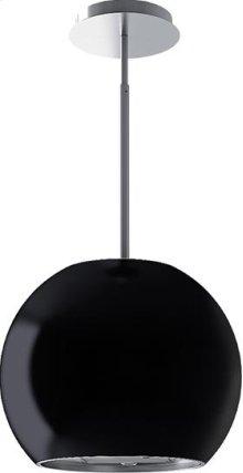 Black Sphera Range Hood