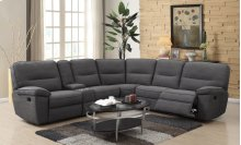 Emerald Home Alberta Rsf Recliner Charcoal U8040-12-05