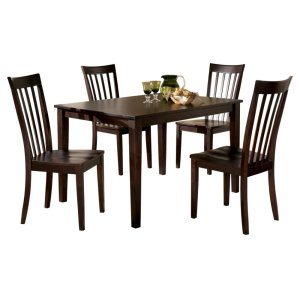 Ashley FurnitureASHLEYRECT DRM Table Set (5/CN)