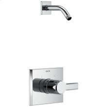 Chrome Monitor ® 14 Series Shower Trim - Less Head