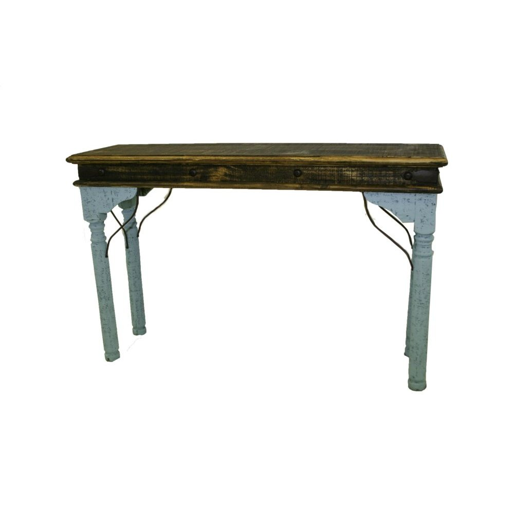 Turquoise Indian Console