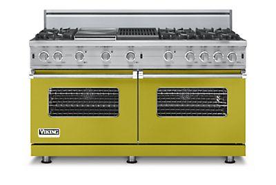"60"" Sealed Burner Gas Range, Propane Gas"