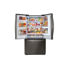 LG Appliances22 cu. ft. Smart wi-fi Enabled InstaView Door-in-Door® Counter-Depth Refrigerator