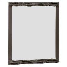 Rush Iron Wall Mirror