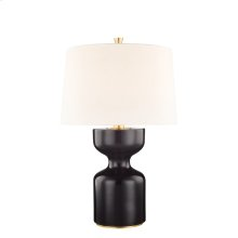 Table Lamp - Ebony