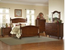 Royal Cherry Bedroom Collection