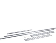 Louvered Single Trim Kit