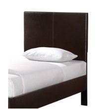 New Albany Full Size Faux Leather Headboard