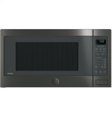 SCRATCH AND DENT GE Profile™ Series 2.2 Cu. Ft. Countertop Sensor Microwave Oven