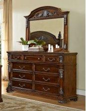 Orleans Dresser & Mirror