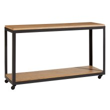 Rafter Bastrop Console Table