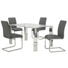 Frankfurt/Maxim 5pc Dining Set