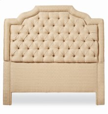 Eastern Peak Uph Headboard Twin